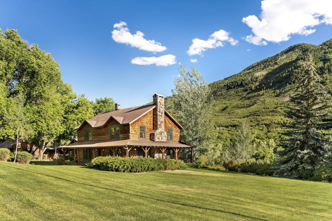 smith fork ranch mountain house Photo courtesy of Coldwell Banker Mason Morse