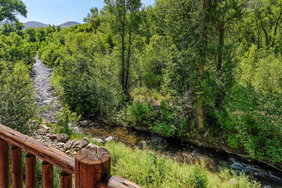 smith fork ranch river Photo courtesy of Coldwell Banker Mason Morse