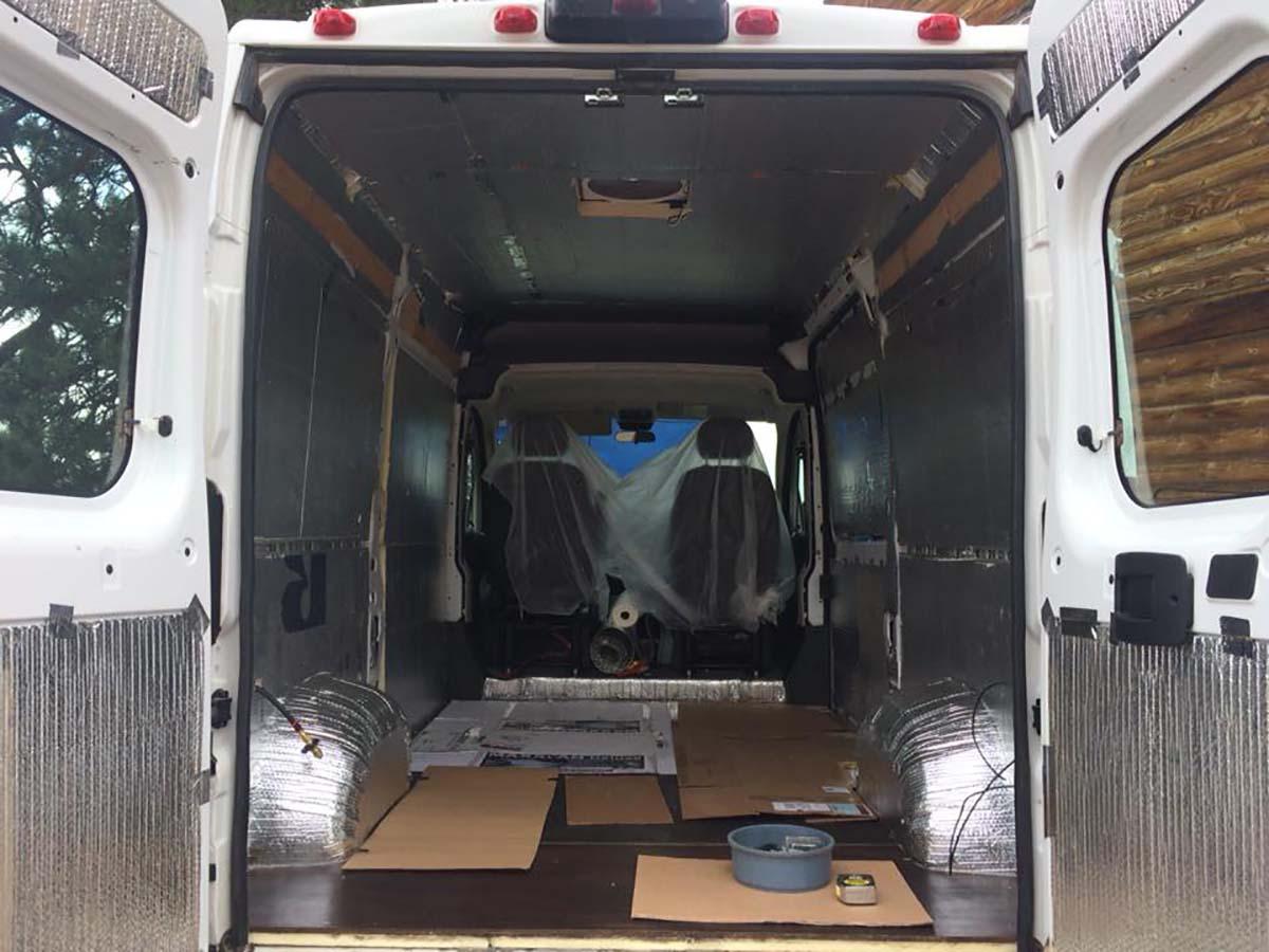 custom vans denver