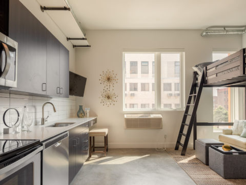 Denver Micro Apartments Offer Small Space And Affordable Rent