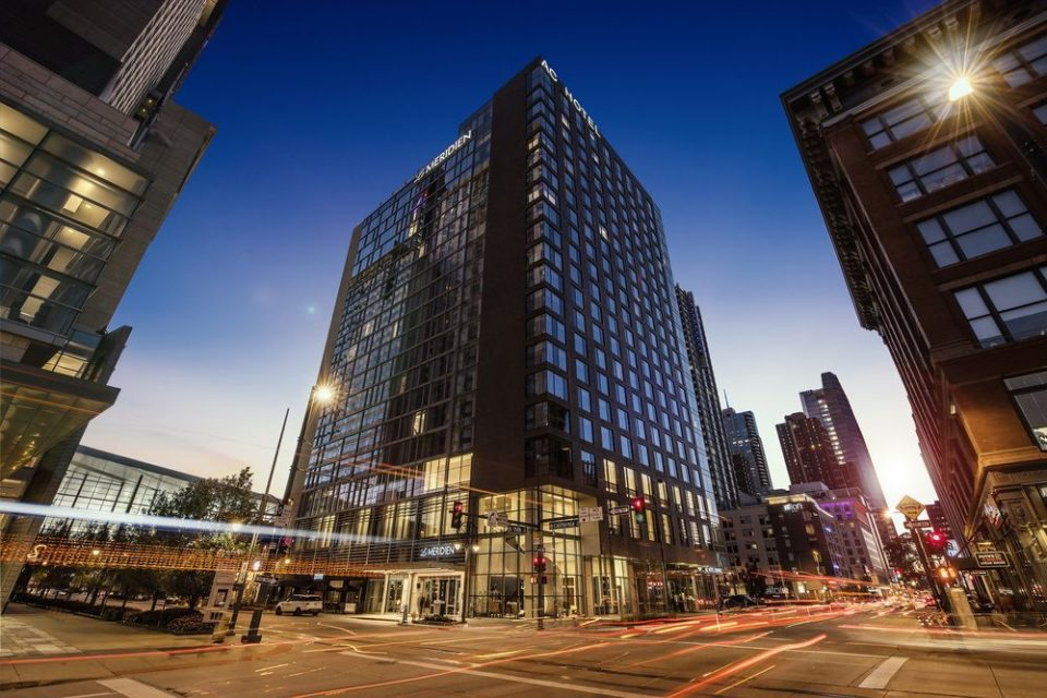 Le Meridien/AC Hotel Photo courtesy of Denver Design Week