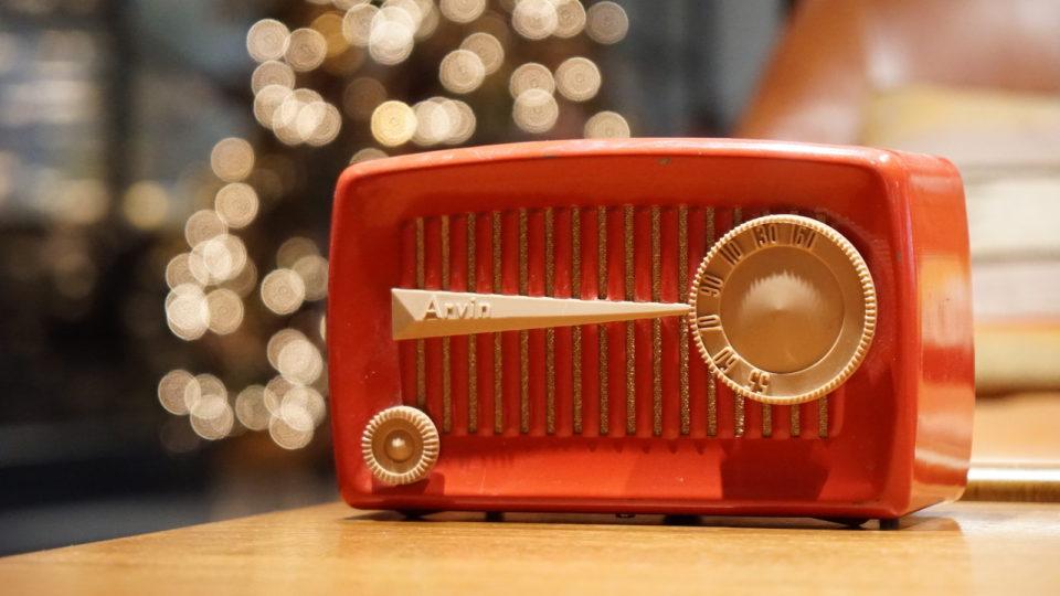 neighbor supply vintage radio Photo courtesy of Neighbor Supply