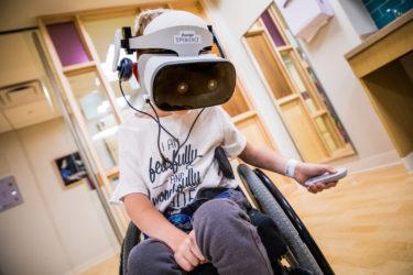 virtual reality, VR, children's hospital colorado, starlight xperience, starlight children's foundation