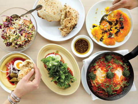 Safta Restaurant Review