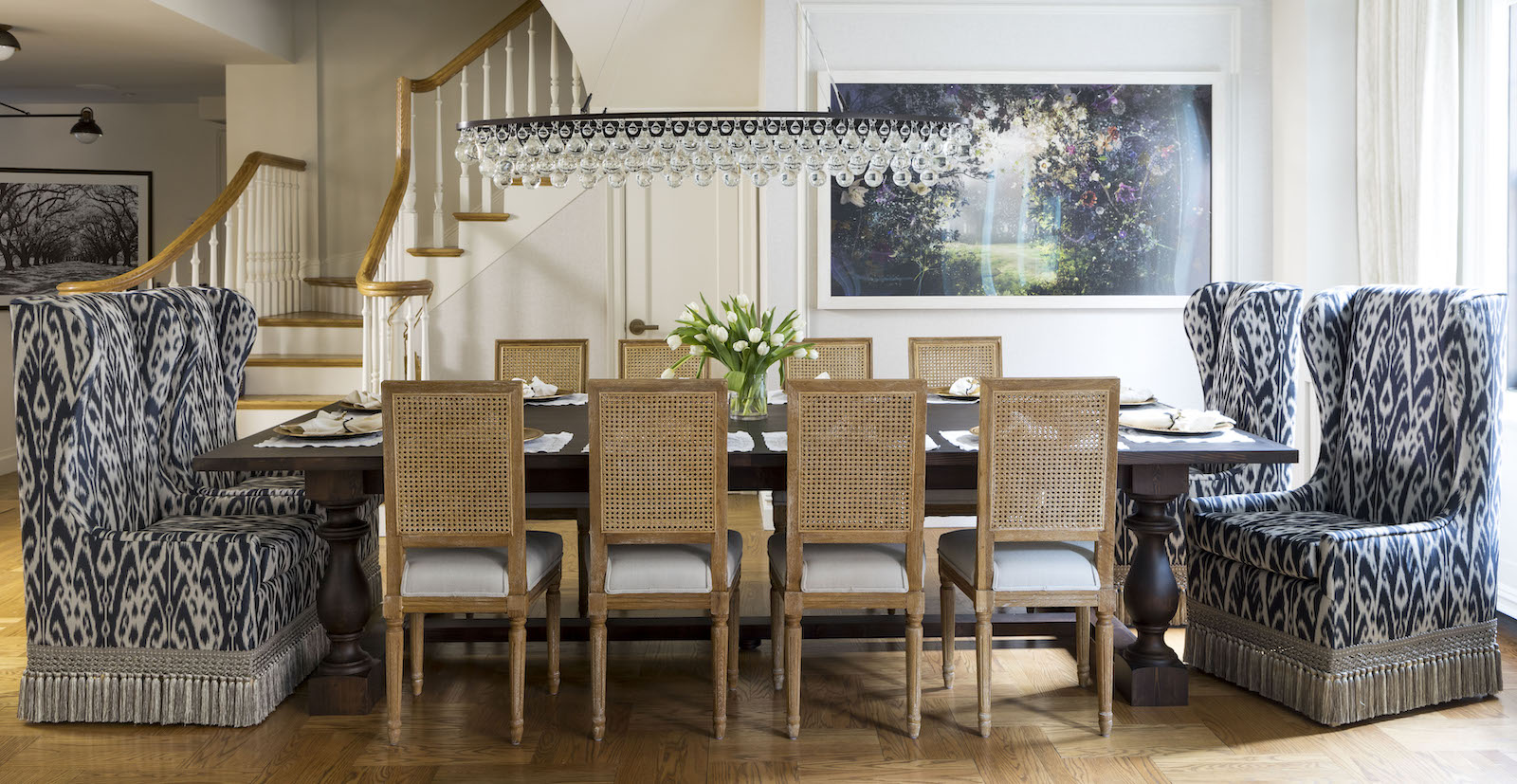 Why We Love The Linear Chandelier 5280