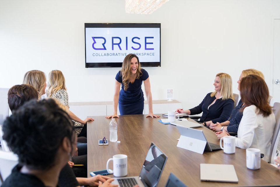 Rise Collaborative Workspace