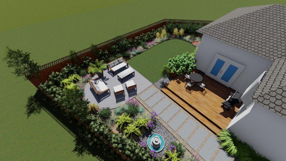 till 3d rendering