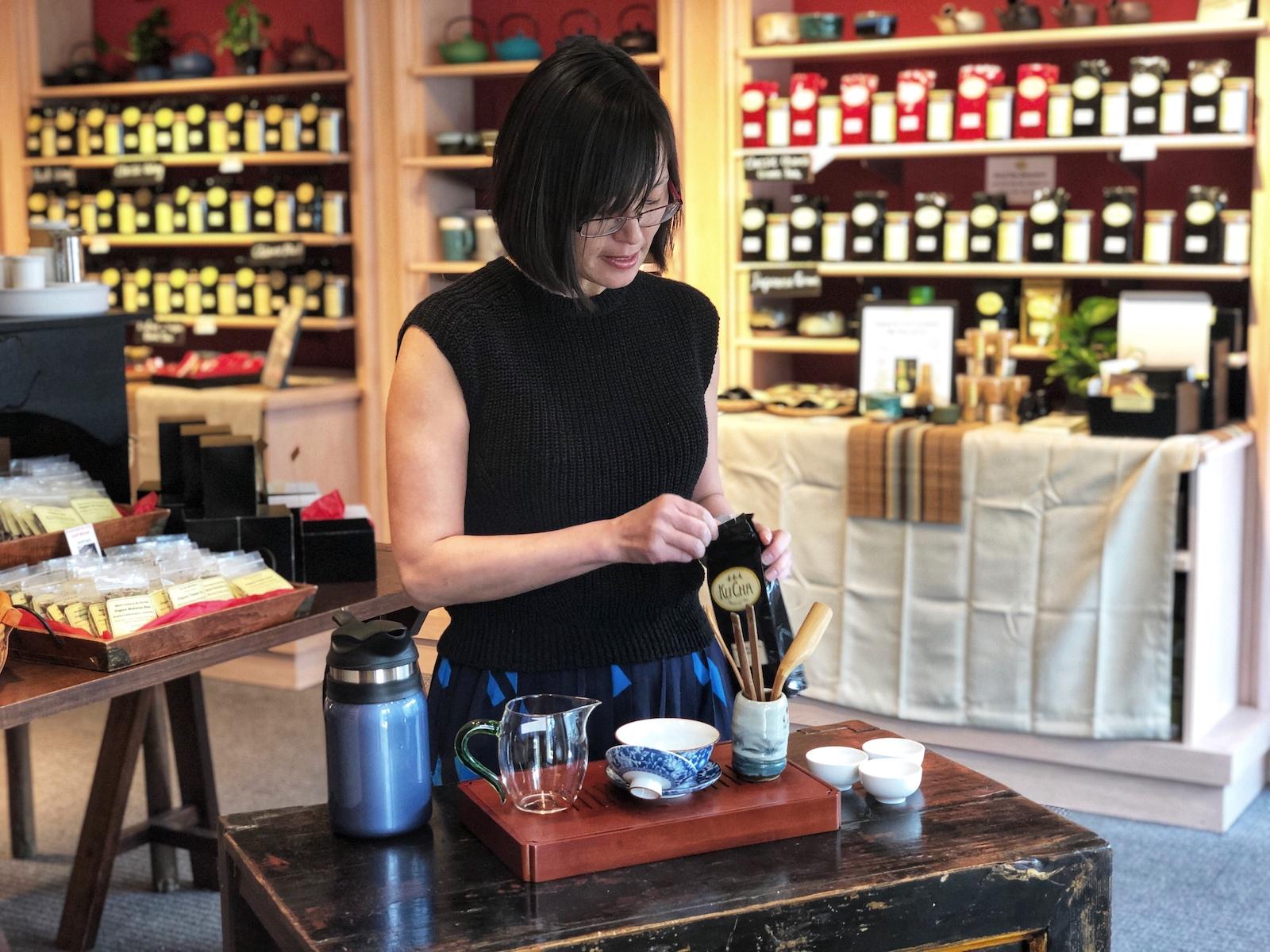 Ku Cha Tea