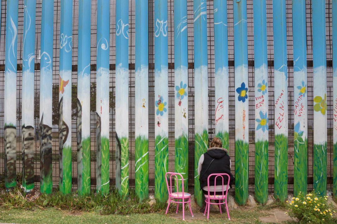 Griselda San Martin The Wall