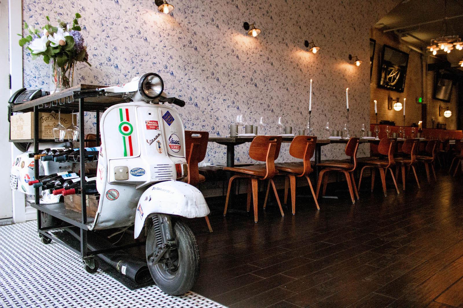 8 Fresh Design Ideas From Jovanina S Broken Italian Restaurant 5280