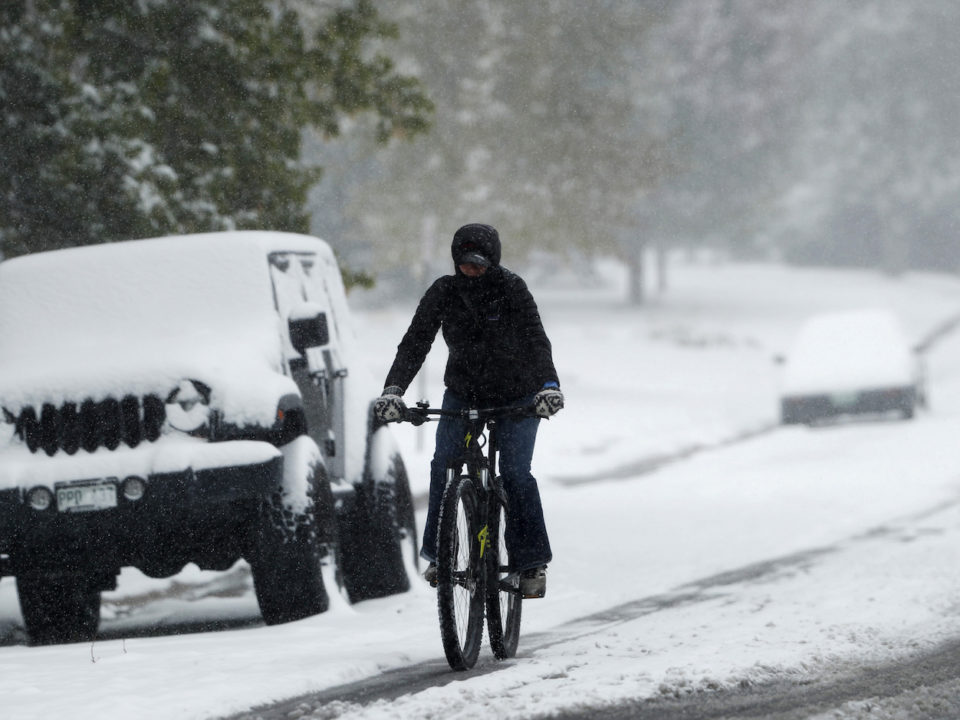 More Snow in Denver Likely as Winter Weather Advisory is Issued