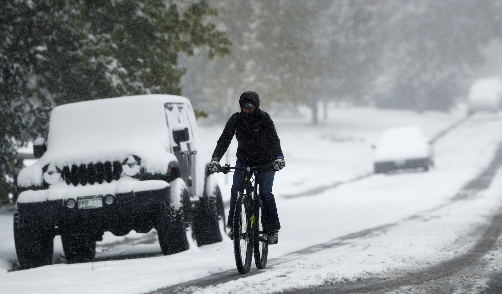 Snow Is Coming Back to Denver this Weekend