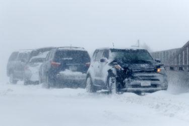 snow squall