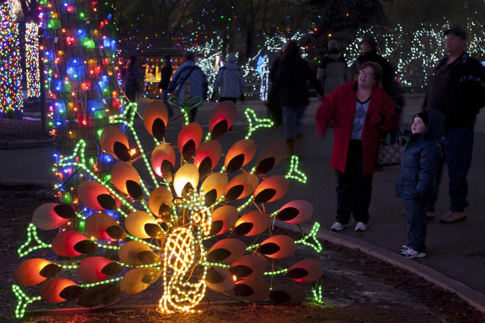 Denver Christmas Light Displays 2021 The Best Holiday Light Displays In Denver