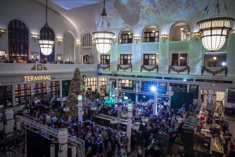 New Year's Eve Speakeasy at Denver Union Station 2019