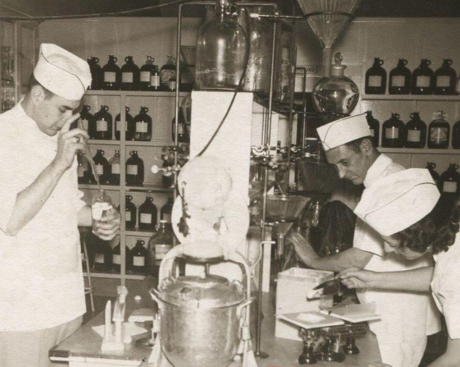 RECIPE Savoy Vanilla Laboratory