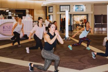5280 Wellness Boost Pop Up: Cherry Creek Shopping Center