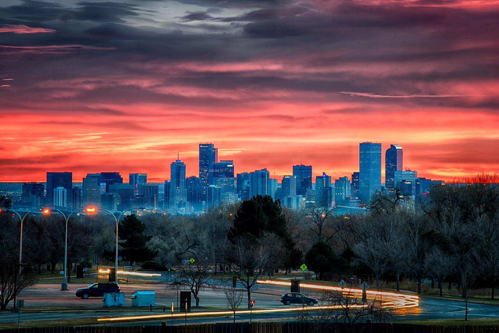 Denver Skyline Photos - Denver Urban Review