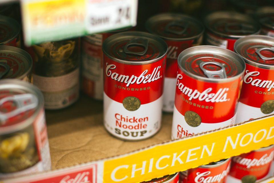 canned good coronavirus donate