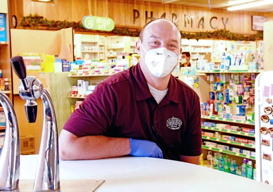 Steamboat Springs pharmacist Matt Johnson