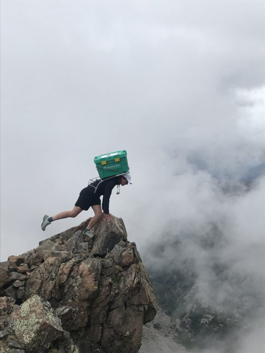 ShelterBox Mt of Holy Cross Brittney Woodrum