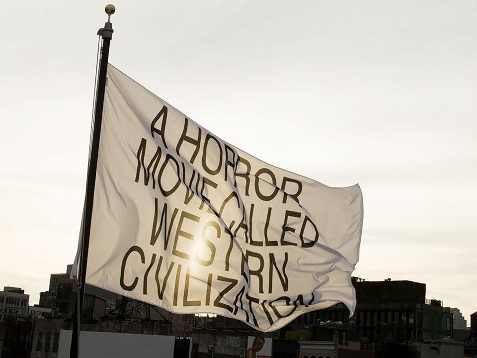 A Horror Flag