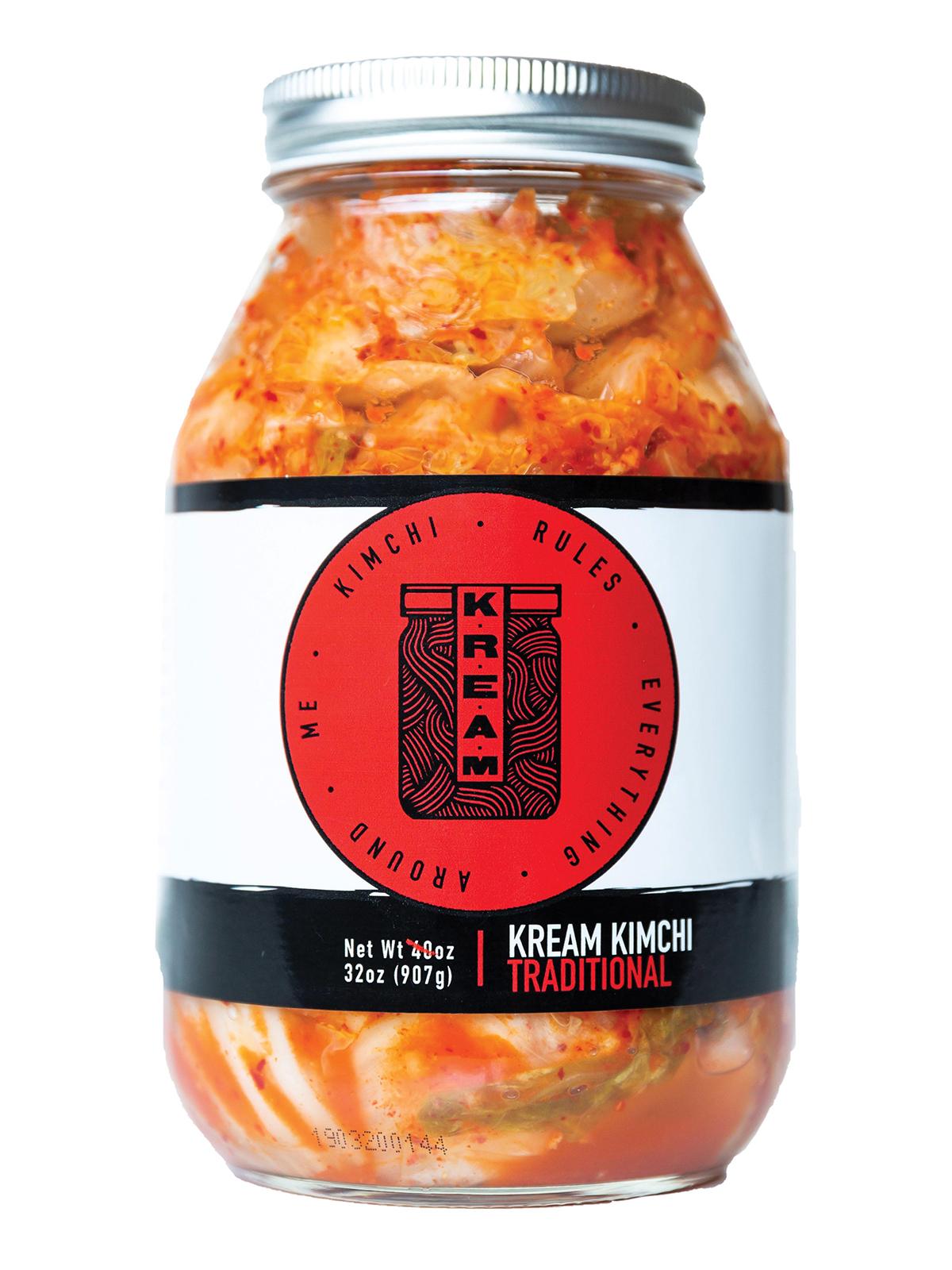 Kream Kimchi