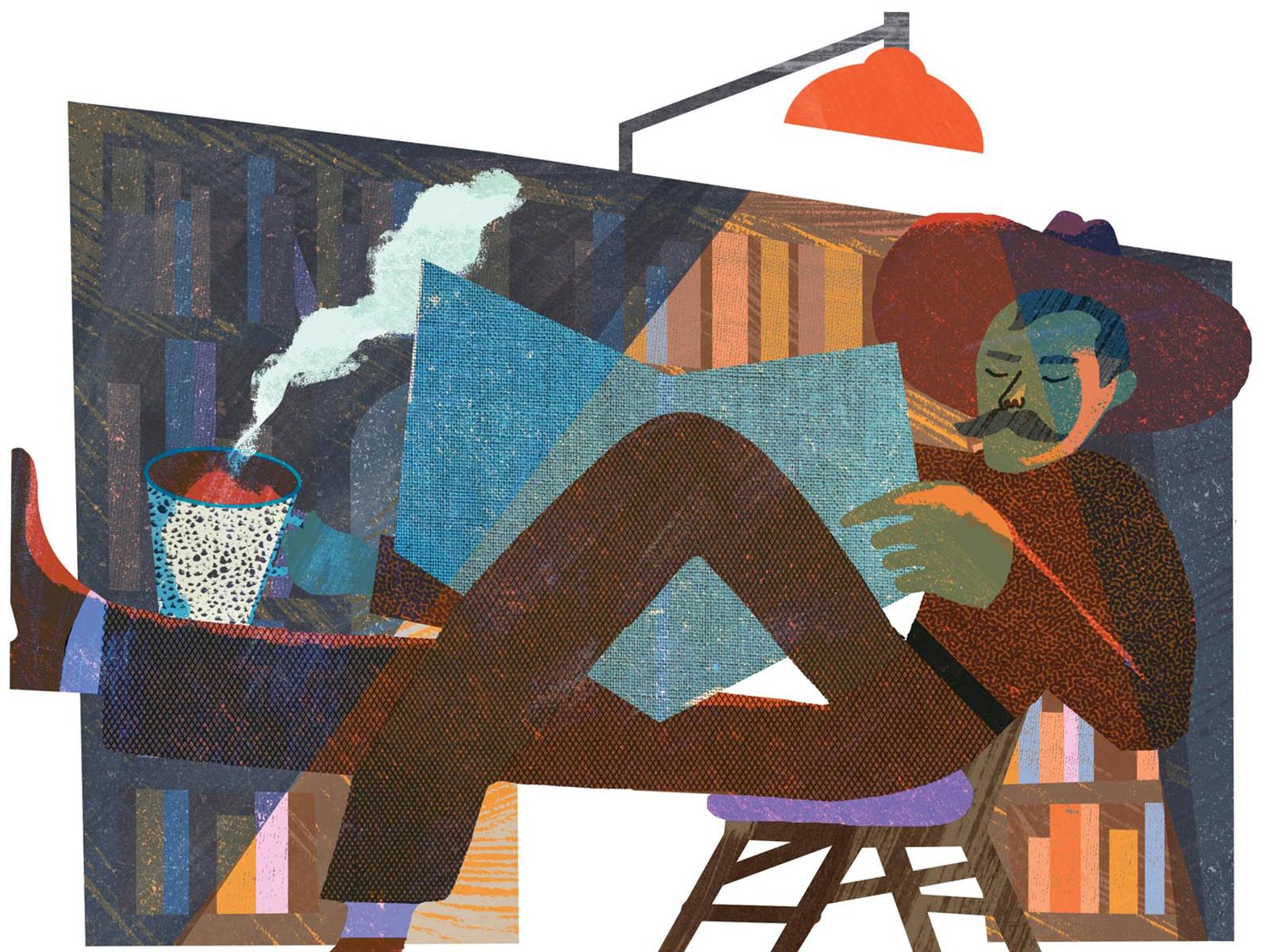 Nicholas Stevenson Illustrations