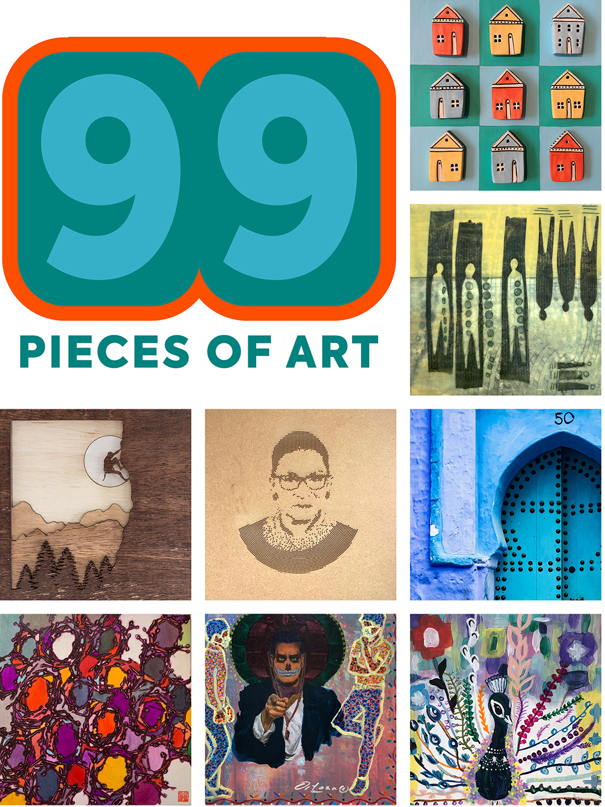 Access Gallery 99 pieces of Art