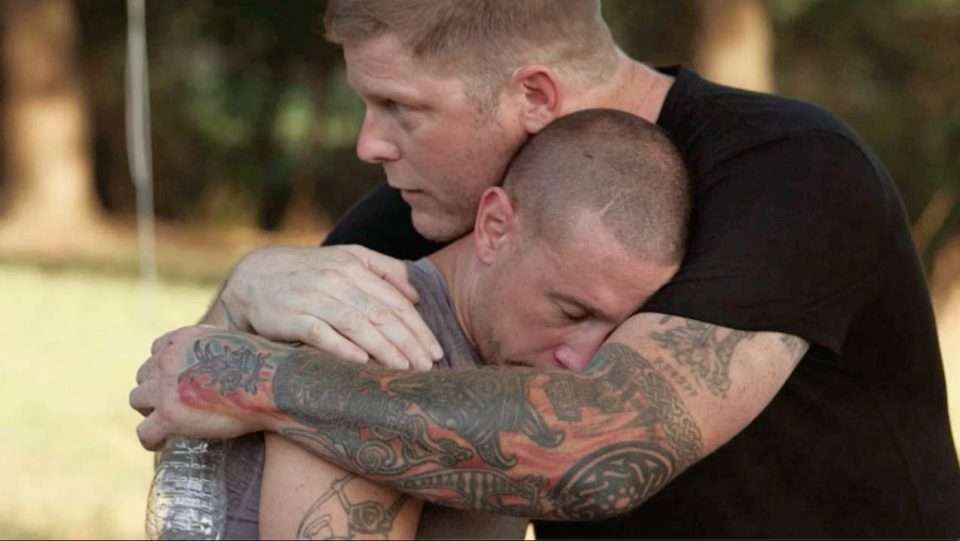 Love-Wins-Over-Hate_Arno-Michealis-consoles-Chris-Buckley_Photo-Courtesy-Mark-Jacobs