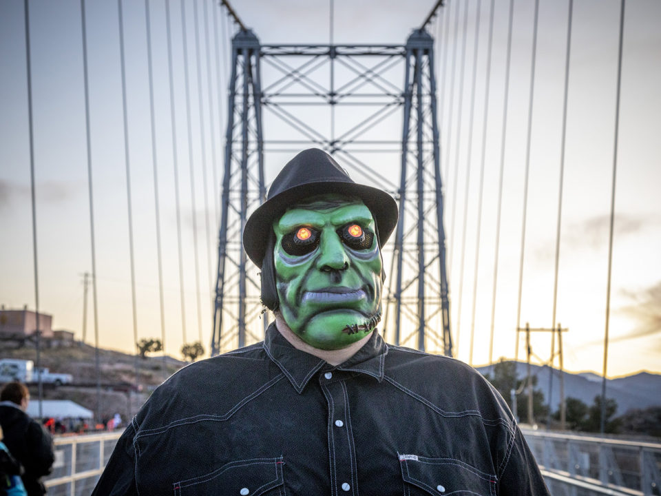 Boo at the Bridge
