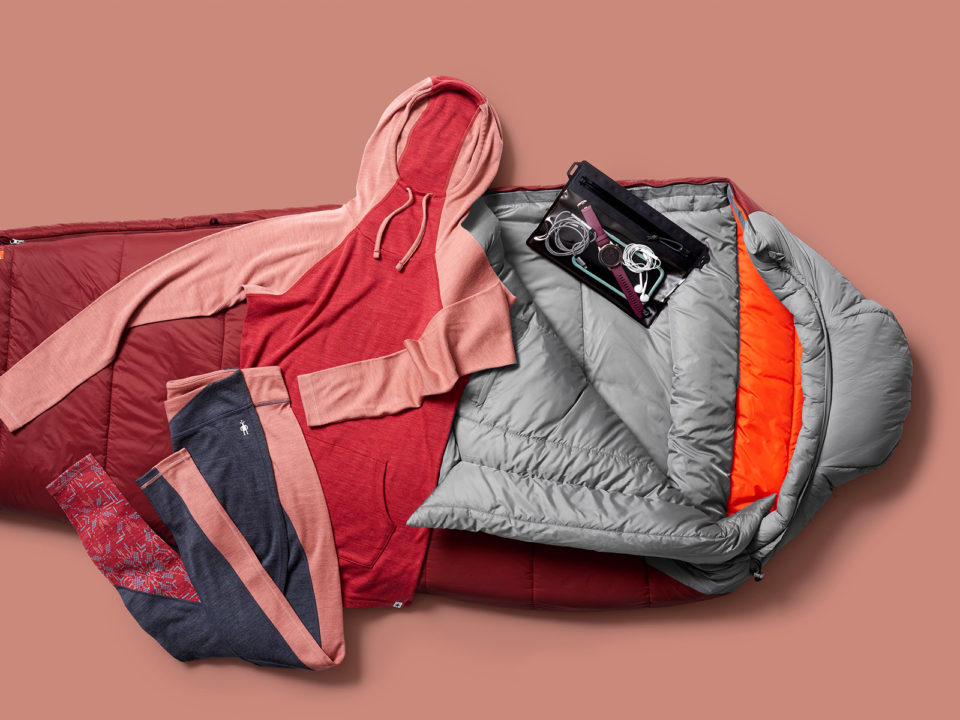 Sleeping Bag Camping Gear
