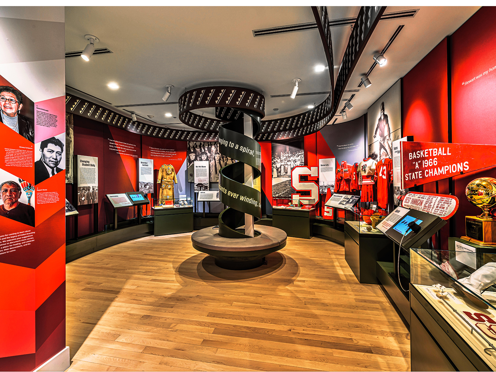 Steward Indian School Cultural Center & Museum