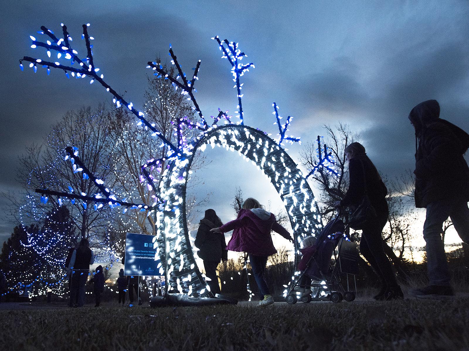 Loveland's Winter Wonderlights