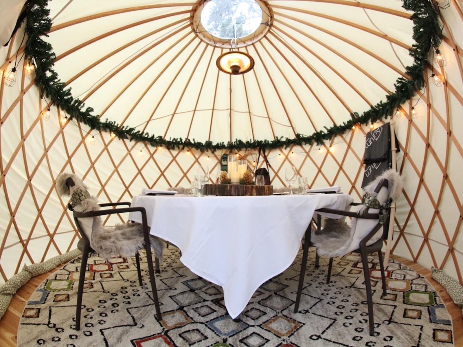 Aurum yurt