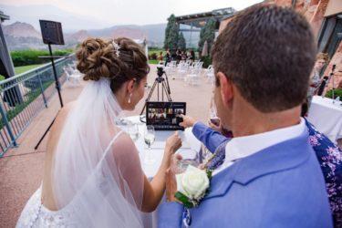 pandemic wedding