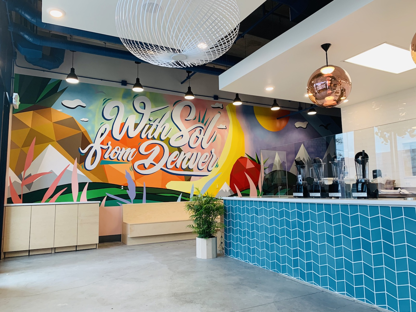 Whole Sol Blend Bar Adds Two New Locations To Superfood Empire