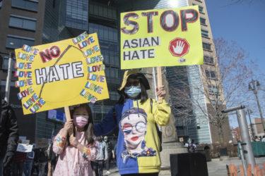 anti-Asian hate