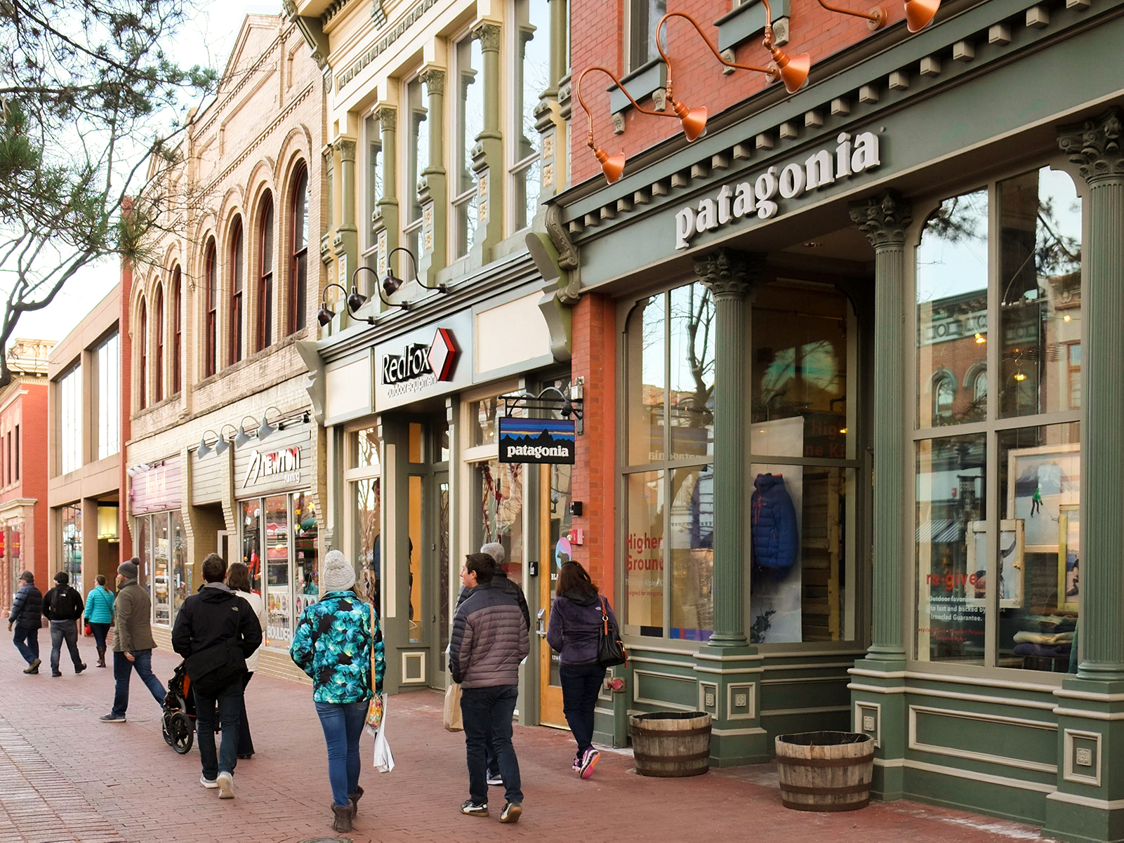 Boulder's Pearl Street Has Become the Rodeo Drive of Outdoor Apparel