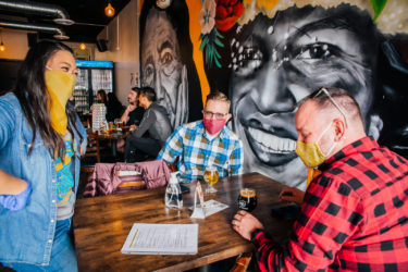 LGBTQ-owned restaurant Lady Justice Brewing