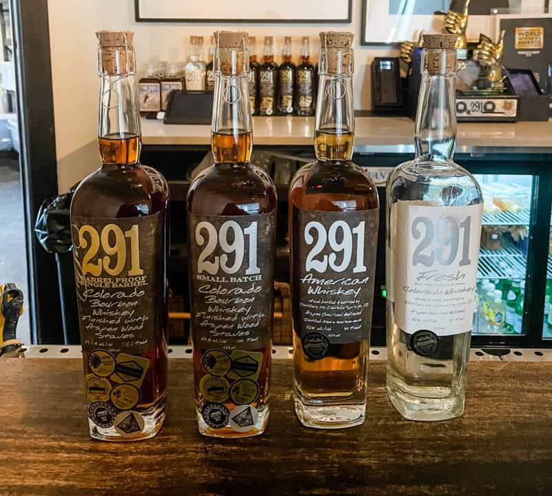 Distillery 291 Spirits