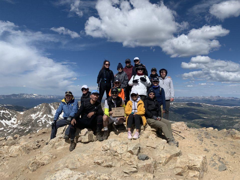 Khairkhan Hiking Club