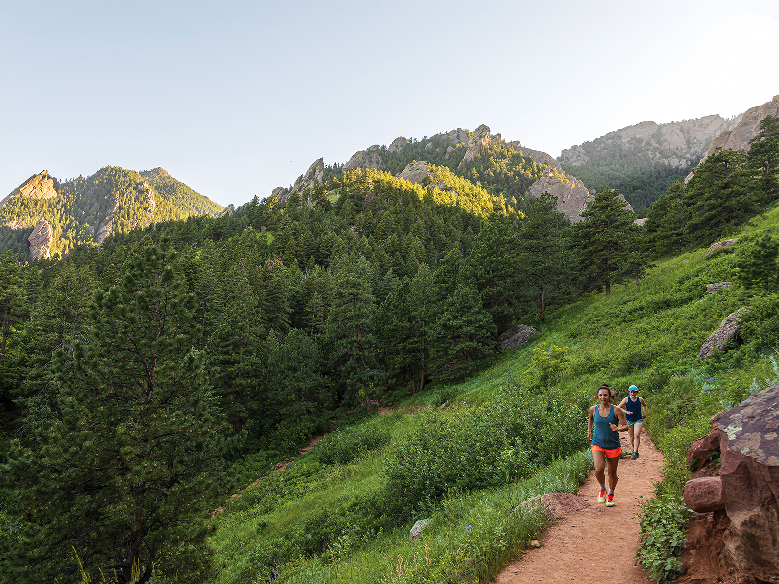 The Beginner's Guide to Trail Running in Colorado