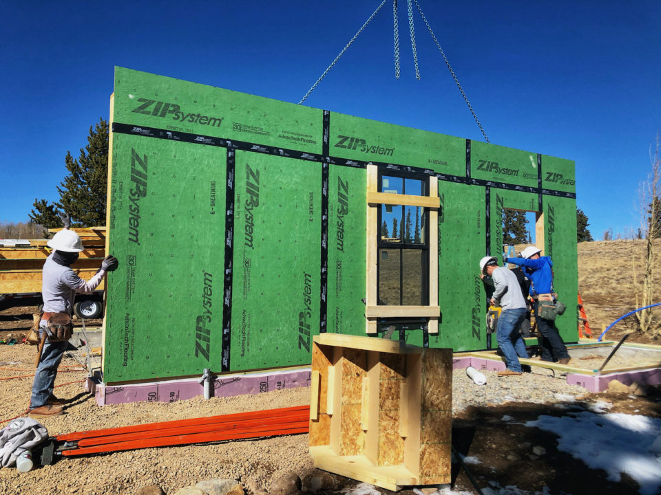 Simple Homes construction