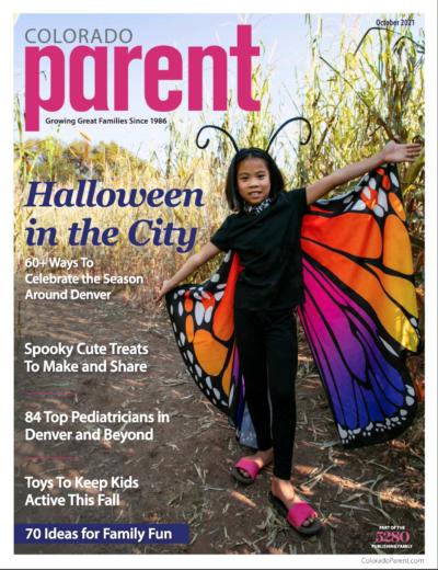 Colorado Parent Cover