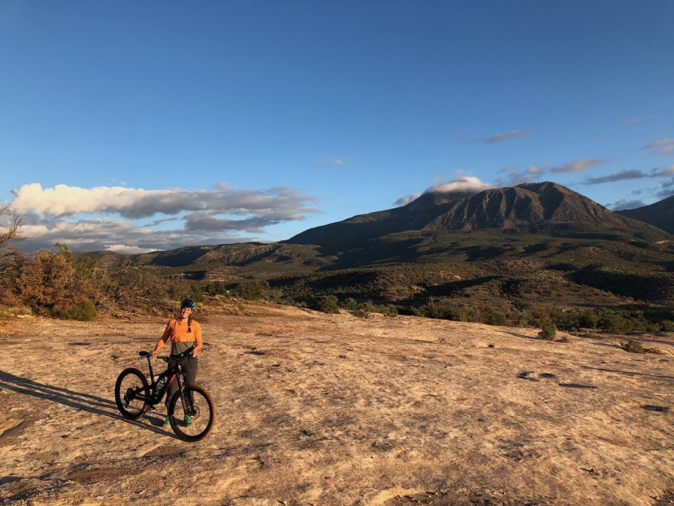 Mountain biking Canyons of the Ancients