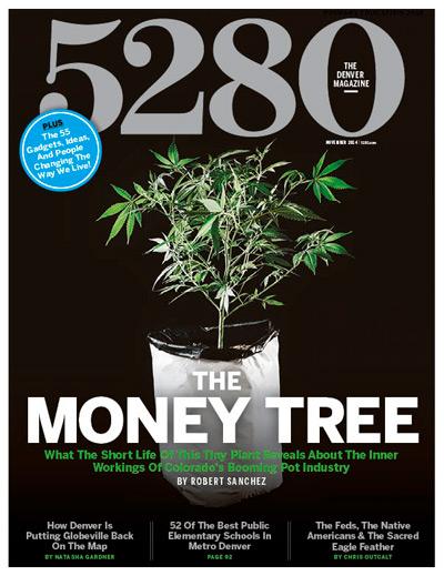 5280 November 2014 Cover