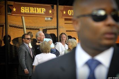 Joe Biden photo in Denver, Colorado