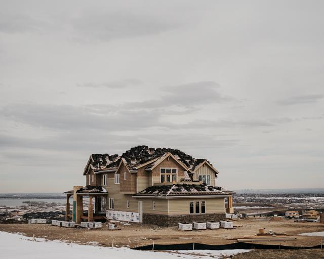 Candelas housing development near Rocky Flats
